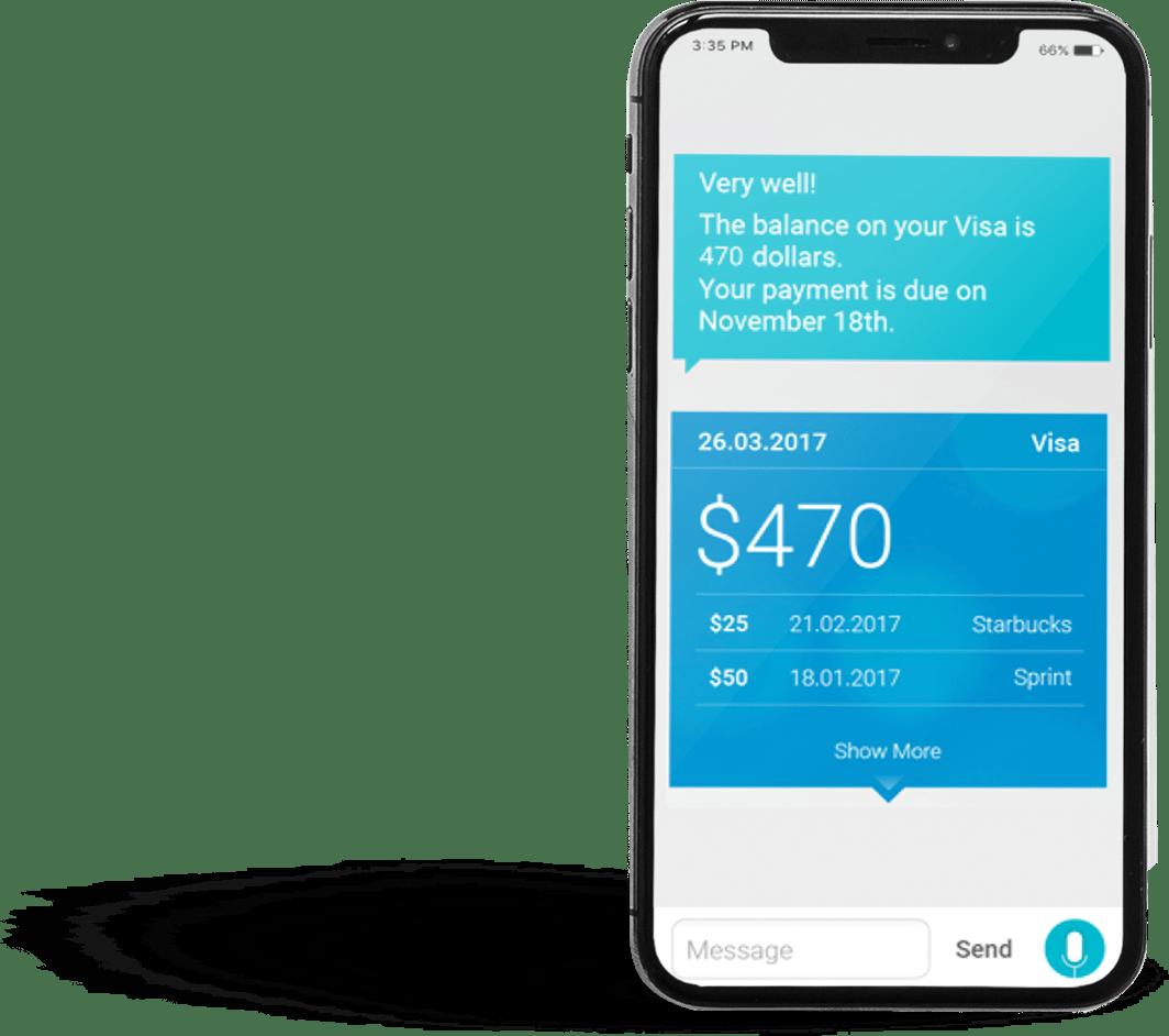 Make your mobile app talk
