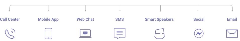 Customer Platform for All Channels