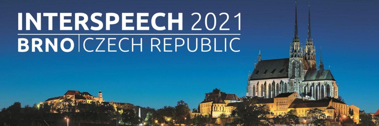 Omilia participated in Interspeech2021 in Brno